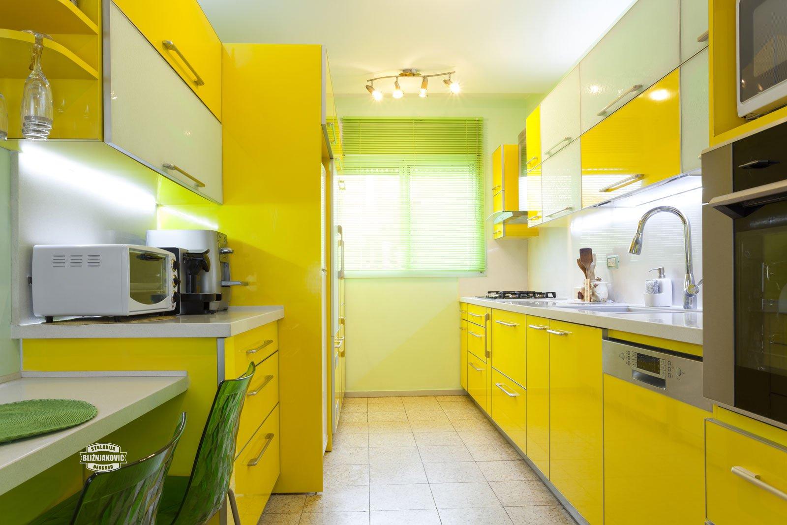 Kuhinje i Trpezarije po meri
